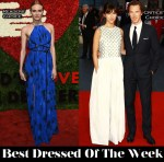 Best Dressed Of The Week - Diane Kruger In Michael Kors & Sophie Hunter In Christian Dior Couture