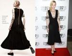 Cate Blanchett In Aouadi Couture - 'Carol' New York Film Festival Premiere