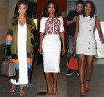 Gabrielle Union's 'Being Mary Jane' New York Promo Tour