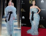 Iggy Azalea In Armani Privé - Vogue China Gala Dinner