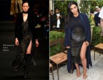 Kim Kardashian In Altuzarra - CFDA/Vogue Fashion Fund Show