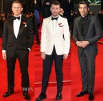 'Spectre' London Premiere Menswear Roundup