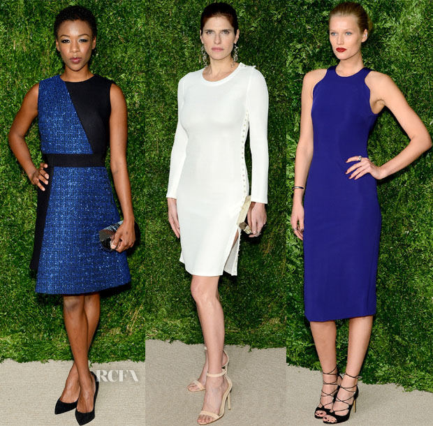 12th Annual CFDAVogue Fashion Fund Awards Red Carpet Roundup 3