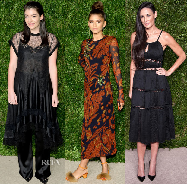12th Annual CFDAVogue Fashion Fund Awards Red Carpet Roundup