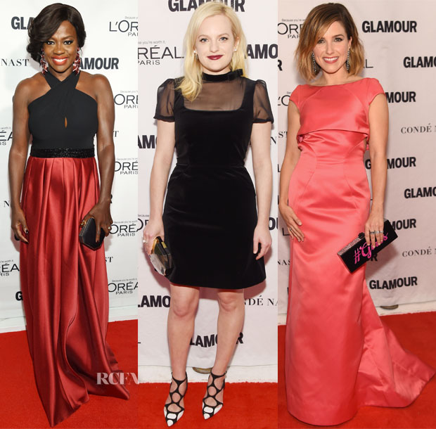 2015 Glamour Women of the Year Awards Red Carpet Roundup 3