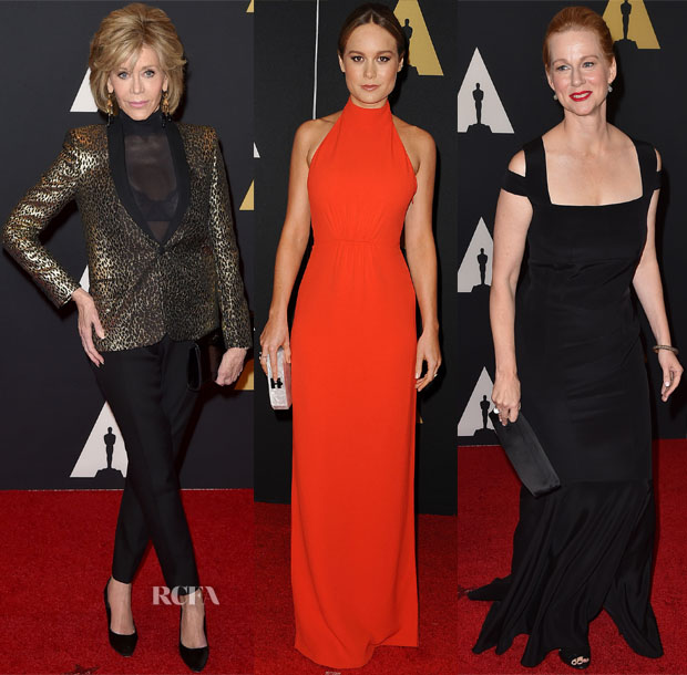Academy Of Motion Picture Arts And Sciences' 7th Annual Governors Awards Red Carpet Roundup 2