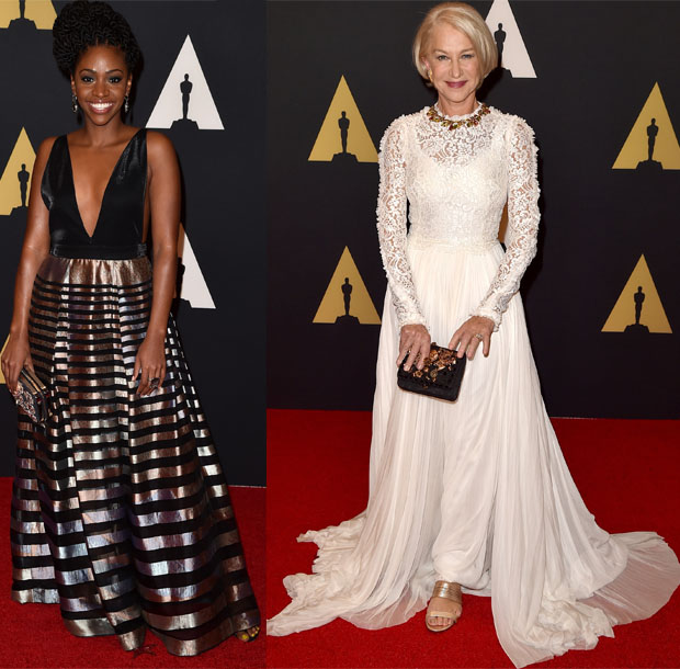 Academy Of Motion Picture Arts And Sciences' 7th Annual Governors Awards Red Carpet Roundup 3