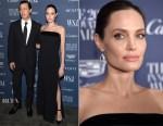 Angelina Jolie In Tom Ford - WSJ. Magazine 2015 Innovator Awards