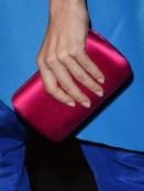 Diane Kruger's Prada clutch