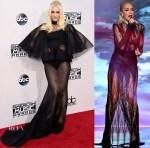 Gwen Stefani In Yousef Al-Jasmi & Jean Paul Gaultier Couture - 2015 American Music Awards