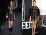 Tessa Thompson In Valentino - 'Creed' LA Premiere