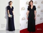 Amanda Peet In Bottega Veneta - 2017 Producers Guild Awards