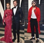 2017 Vanity Fair Oscar Party Menswear Roundup