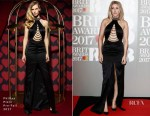 Ellie Goulding In Philipp Plein - 2017 BRIT Awards