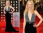 Nicole Kidman In Armani Privé - 2017 BAFTAs