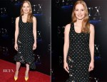 Jessica Chastain In Givenchy - CinemaCon 2017