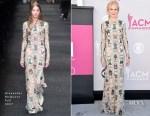 Nicole Kidman In Alexander McQueen - 2017 ACM Awards
