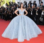Aishwarya Rai Bachchan In Michael Cinco Couture - 'Okja' Cannes Film Festival Premiere
