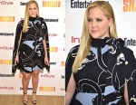Amy Schumer In Valentino - 'Snatched' New York Screening