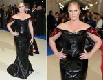 Amy Schumer In Zac Posen - 2017 Met Gala