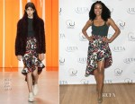 Gabrielle Union In Dion Lee - Ulta Beauty Miami Experience