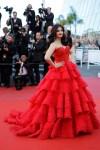 Aishwarya Rai Bachchan In Ralph & Russo Couture - '120 Beats Per Minute' Cannes Film Festival Premiere