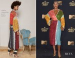 Tracee Ellis Ross In Rosie Assoulin - 2017 MTV Movie & TV Awards