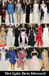 Who Was Your Best Dressed At The 2017 Met Gala?