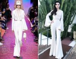 Fan Bingbing In Elie Saab - Cannes Film Festival Press Conference