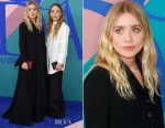 Mary-Kate and Ashley Olsen in The Row - 2017 CFDA Fashion Awards