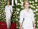 Scarlett Johansson In Michael Kors Collection - 2017 Tony Awards