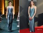 Zoe Kazan In Huishan Zhang - 'The Big Sick' LA Premiere