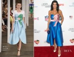 Angie Harmon In Milly - 3rd Annual Sports Humanitarian Of The Year