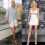 Charlize Theron In Isabel Marant, Étoile Isabel Marant & Christian Dior - 'Atomic Blonde' Berlin Premiere