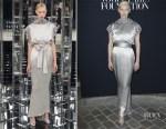 Tilda Swinton In Chanel Couture - Vogue Paris Foundation Dinner