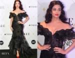 Aishwarya Rai Bachchan In Nedret Taciroglu - Vogue Beauty Awards