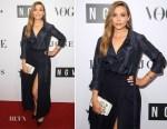Elizabeth Olsen In Christian Dior - NGV Gala