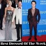 Best Dressed Of The Week - Charlene, Princess of Monaco in Atelier Versace & Dylan Minnette in Ermenegildo Zegna