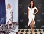 Adriana Lima In Alice + Olivia - 'American Beauty Star' New York Premiere