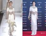 Fan Bingbing In Ralph & Russo Couture - 2017 Bazaar Star Charity Night