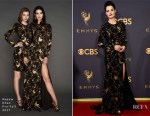 Jaimie Alexander In Naeem Khan - 2017 Emmy Awards