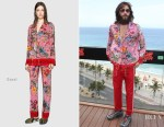 Jared Leto In Gucci - Blade Runner 2049 Mexico Photocall