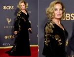 Jessica Lange In Gucci - 2017 Emmy Awards