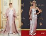 Julianne Hough In Rami Al Ali Couture - 2017 Creative Arts Emmy Awards