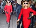 Madonna In Roland Mouret - MDNA SKIN Launch
