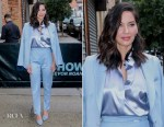 Olivia Munn In Styland - The Daily Show