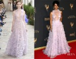 Susan Kelechi Watson In Luisa Beccaria - 2017 Creative Arts Emmy Awards