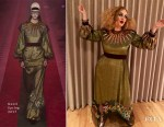 Adele In Gucci - Halloween Party