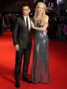 Colin Farrell In Dior Homme and Nicole Nicole Kidman In Prada