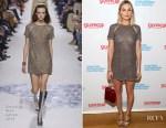 Margot Robbie In Christian Dior -  ' I, Tonya' Hamptons International Film Festival Screening
